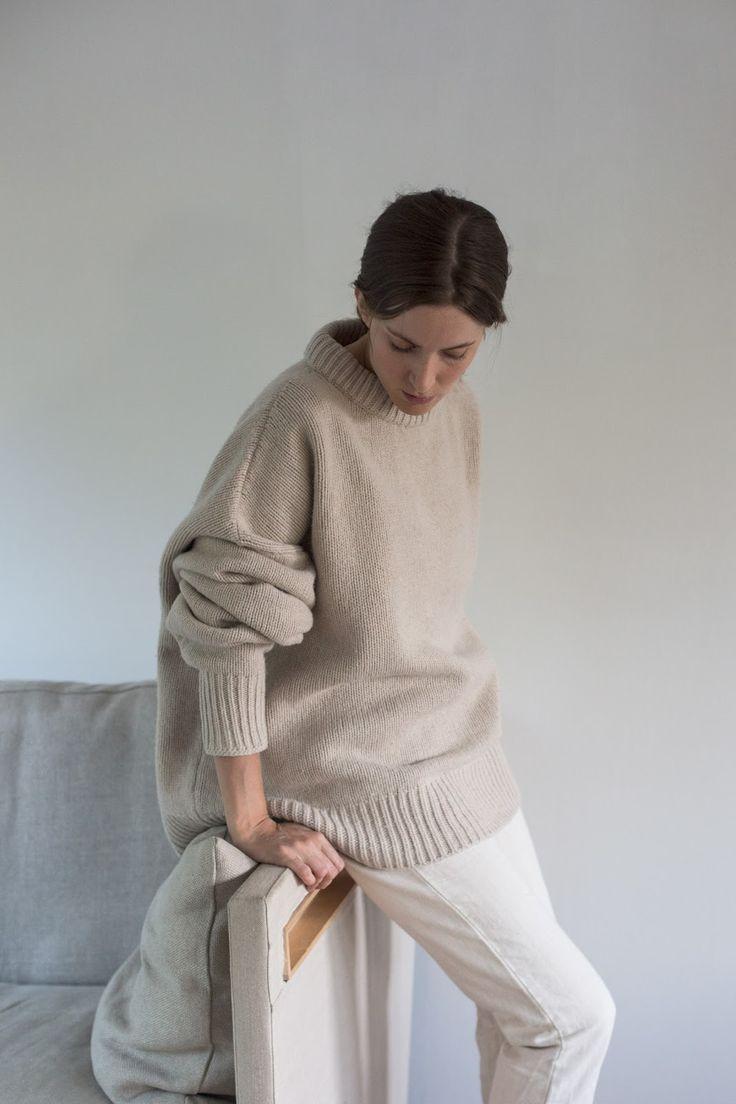 Fashion design and a minimalistic lifestyle