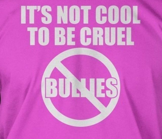12 best anti bulliying images on Pinterest | Anti bullying ...