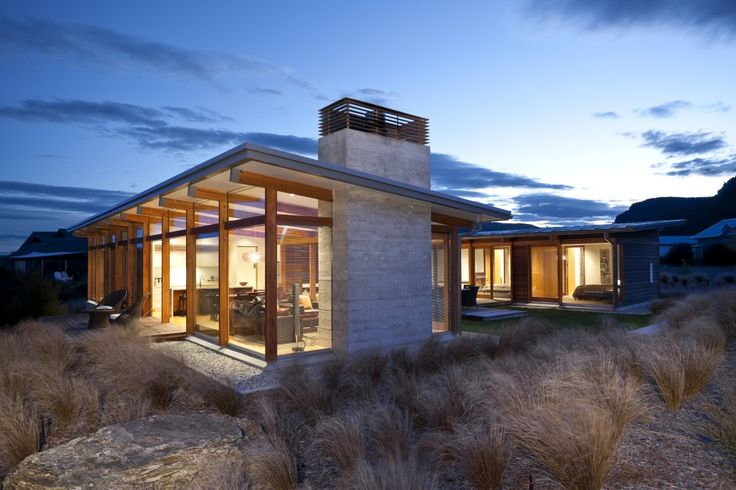 Clutha River House, Albert Town » Archipro