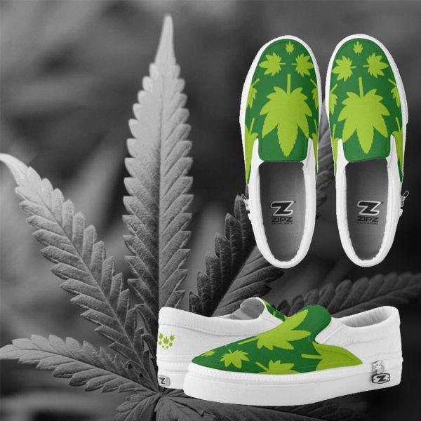 Zapatillas, Shoes. Custom Zipz. Cannabis. Producto disponible en tienda Zazzle. Calzado, moda. Product available in Zazzle store. Footwear, fashion. Regalos, Gifts. Link to product: http://www.zazzle.com/zapatillas_shoes_zapatillas-256579884751364944?lang=es&CMPN=shareicon&social=true&rf=238167879144476949 #zapatillas #shoes #marihuana #cannabis