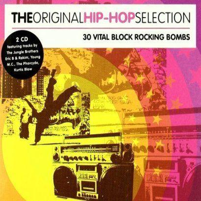 V.A. - THE ORIGINAL HIP-HOP SELECTION (2 CD)