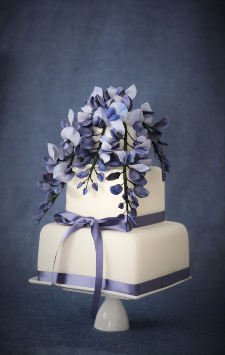 Sugar Flowers and Wedding Cakes — Penelope d'Arcy Graham