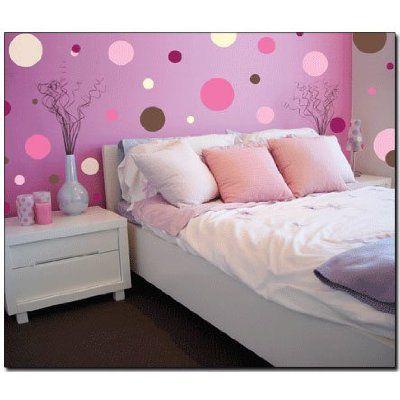 DORMITORIOS: decorar dormitorios fotos de habitaciones recámaras diseño y decoración: HABITACIONES EMPAPELADAS Y DECORACION DE DORMITORI...