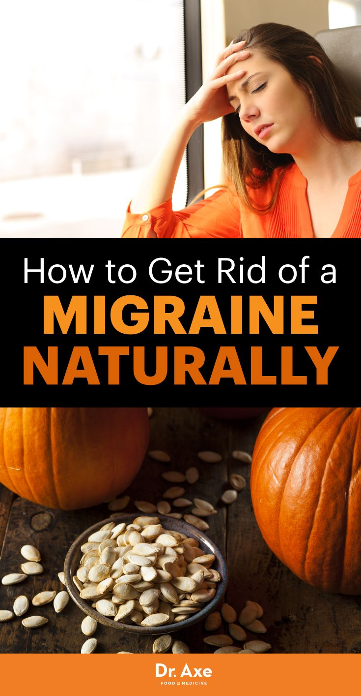 Wondering how to get rid of a migraine without the use of prescription medications? Natural remedies for headaches and migraines include adjusting your diet to avoid trigger foods, preventing nutrient deficiencies and learning to manage stress more effectively.