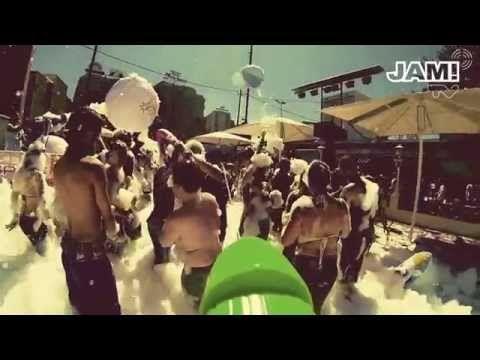 Schaumparty - Lloret de Mar | JAM! Reisen - YouTube