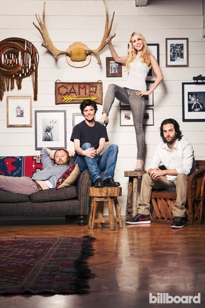 Chris D'Elia, Tig Notaro, Nikki Glaser and Rory Scovel