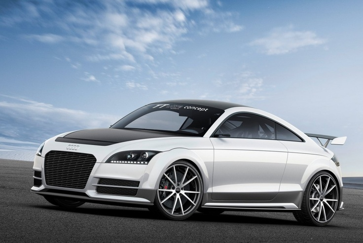 PinkSpeedBlog: Audi TT Ultra Concept Quattro  http://pinkspeedblog.blogspot.it/2013/04/audi-tt-ultra-quattro-concept-diet.html