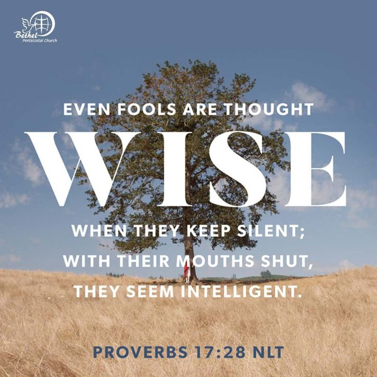 Even a fool when he holdeth his oeqce is coubted wise... Not only one that is sparting of his words and is really a man of #knowledge and #understanding but even a #feel if he is but #silent and doesnot betray his folly by his words. #bethelmumbai #verseoftheday #bible #bibleinspiration #godway #wisdom #godbless