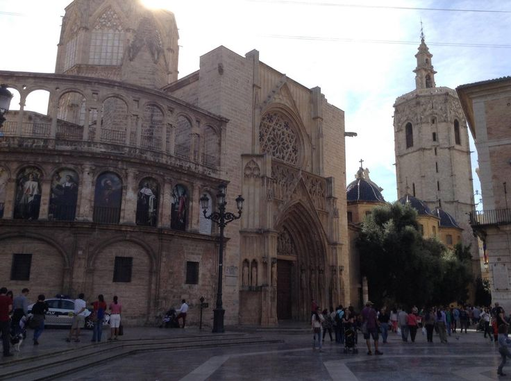 Cathedral of St. Mary, Valência, Spain ;)