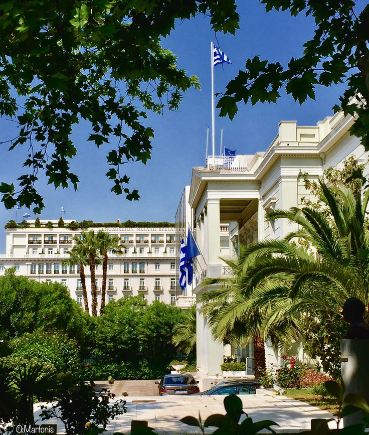 Ministry of Foreign Affairs,Athens,Greece
