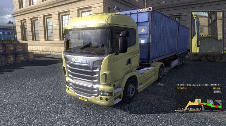 #Scania truck