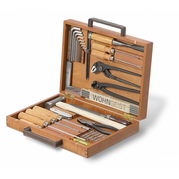 Werkzeugkoffer Selber Bauen Holz Wohn Design