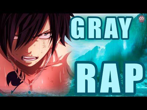 RAP DE GRAY 2016   FAIRY TAIL   Doblecero - YouTube