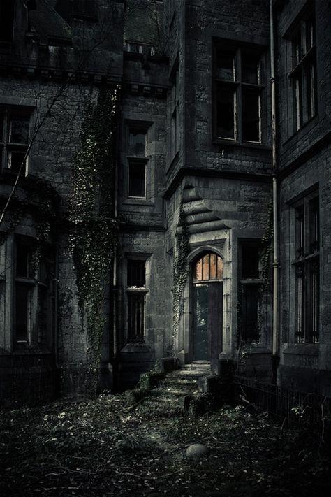 Horrorfilm Alte Psychiatrie