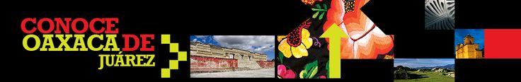 Mapa turístico | Oaxaca de Juárez