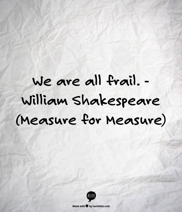 measure for measure by william shakespeare 2 essay In measure for measure, shakespeare appears to stage an experiment  scene  2 takes place in vienna's soho, a setting not without striking similarities to.