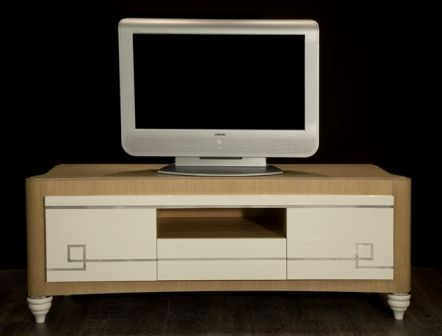 Casa Ampia-Unit Elena- έπιπλο tv - καθιστικό-διακόσμηση σαλονιού-ξύλο Δρυός