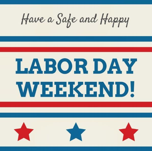 We hope you all have a great Labor Day Weekend!  #uwyo #LaborDayWeekend #labor #day #laborday #Laramie #Wyoming #college #university
