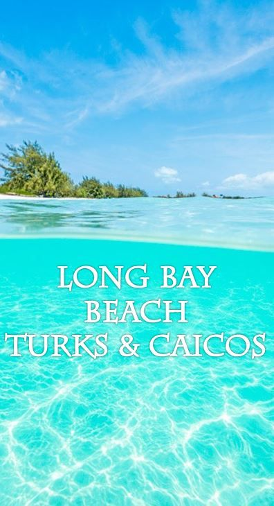 Long Bay Beach | Providenciales | Turks & Caicos Islands