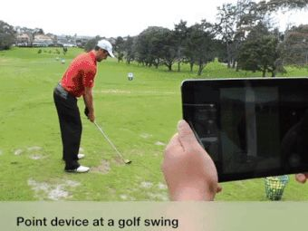 Swing Profile - one of the best Golf Training Aids available | Swing Profile