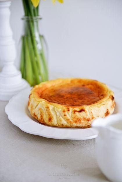 Burnt butter cheesecake <3