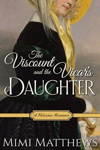 Book Review: The Viscount and the Vicar's Daughter - Victorian romance