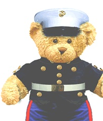 """Marine Toys For Tots      Now Through Christmas Eve, Toys """"R"""" Us Will Donate $200 Worth of Toys to Toys For Tots - Up to $1 Million in Toys - Each Time a Generous Citizen Pays the Balance of a Layaway Order in it's Stores to Give Back to Someone in their Community!"""