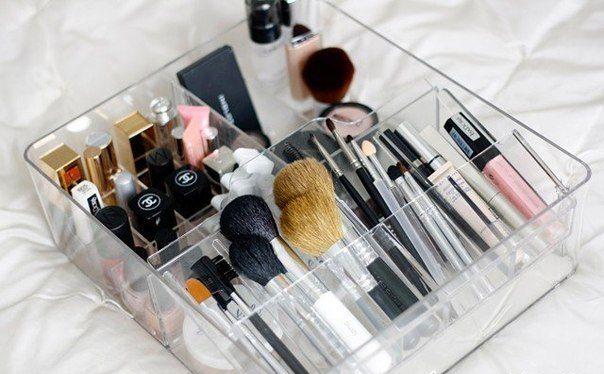 Ikea Cosmetic Organizer. Ikea Makeup Organizer