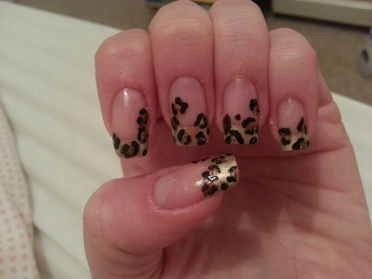 Got to Love a bit of Leopard Print!!