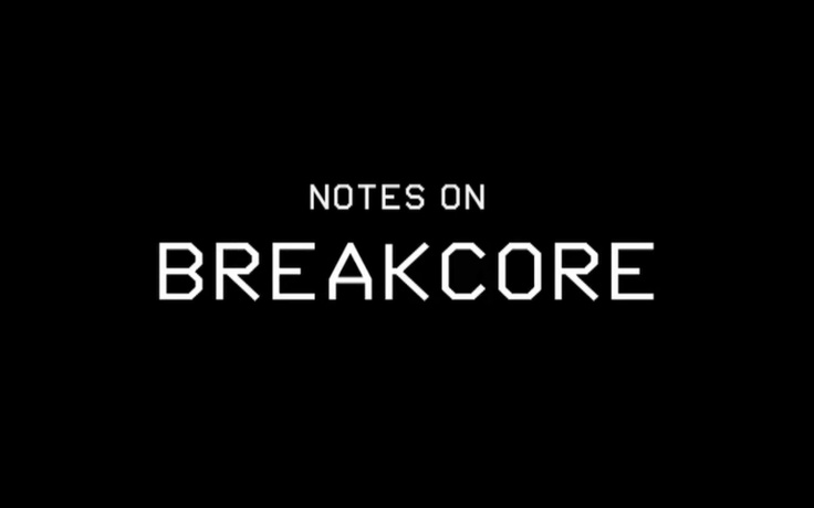 Breakcore....never knew the subgenre existed so long ago.  But it's as brutal as metal. Check out the documentary at  http://vimeo.com/20237853