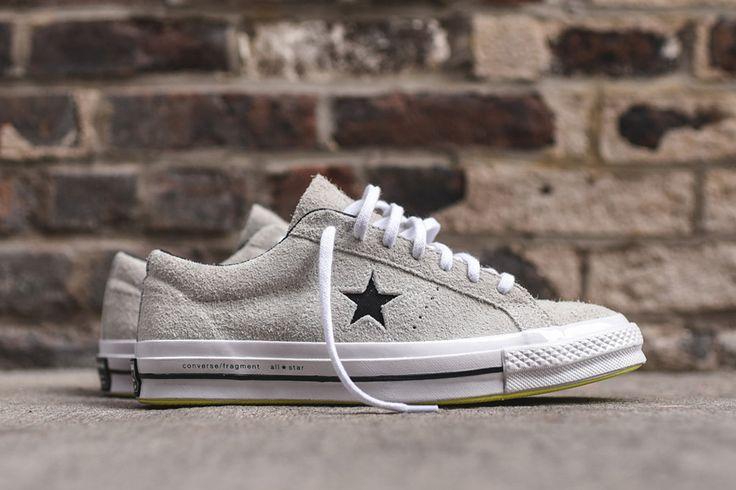 fragment design x Converse One Star '74 Collection - EU Kicks: Sneaker Magazine