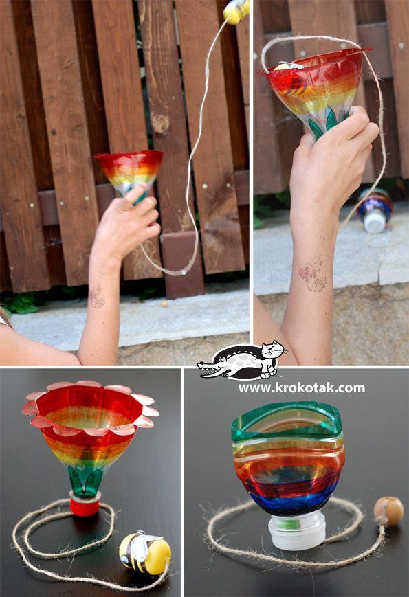 Plastik Şişeden Oyuncak Nasıl Yapılır? ,  #PetŞişedenNelerYapılabilir #petşişedenyapılanetkinlikler #petşişelerideğerlendirme #plastikşişedenoyuncakyapımı , Boş plastik şişelerden çocuklarımız için çok eğlenceli oyuncaklar yapabiliriz. Çok eğlenceli şekilde pet şişelerden boyama etkinlikleri ...