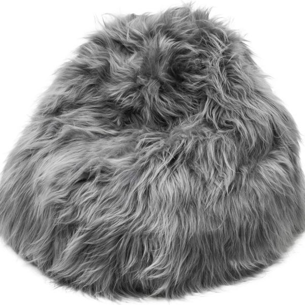Surrealz Sheepskin Bean bag