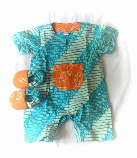 """Costumized """"Nala"""" romper for a cute baby prince in Jakarta, thanks :)"""