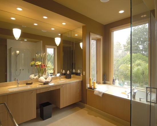 Bathroom Quot Double Vanity Quot Makeup Design Pictures Remodel