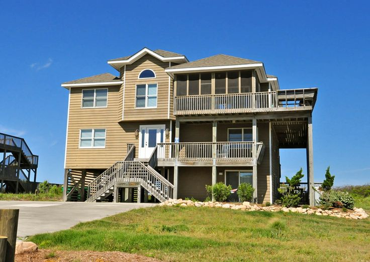 Outer Banks Beach Houses For Rent   Pet Friendly