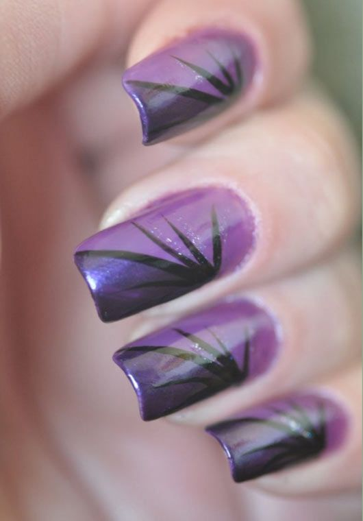 30 Inimitable Nail Polish Designs | Multy Shades