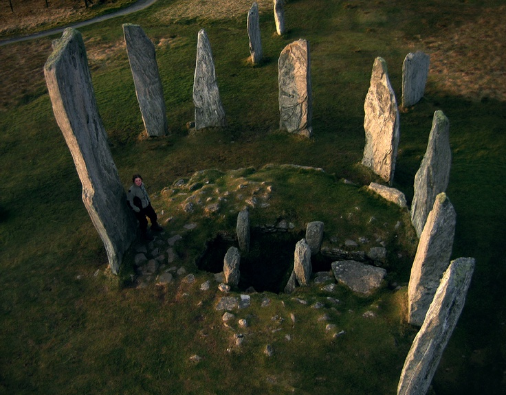 Scotland - Standing Stones. Going to every standing stone ...