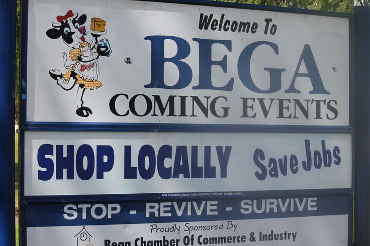 Our Trip to Bega Cheese Factory and stopping at Eden on our Road Trip