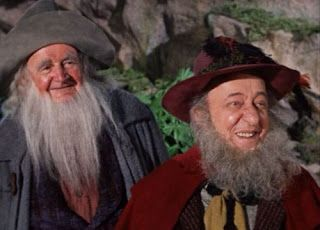 http://cscottrollins.blogspot.it/2012/09/the-many-faces-of-walter-brennan-he-was.html?view=flipcard          Brennan and Ed Wynn are a couple of hirsute gnomes in the 1967 Disney favorite THE GNOME-MOBILE