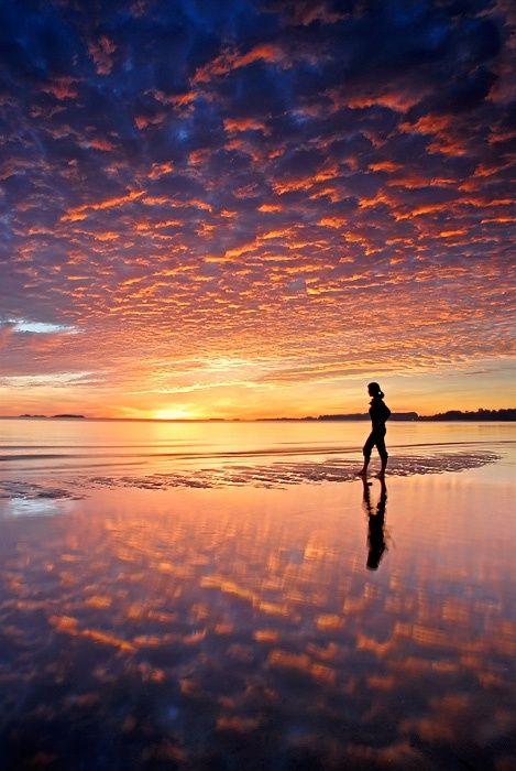 Saul Santos Diaz ~ 'sunset silhouette'