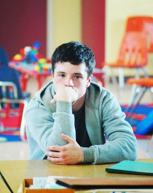 "Josh Hutcherson as Joshua Mason in ""The Forger"""
