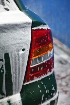 home made Car Wash Soap