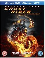 Ghost Rider 2 - Spirit of Vengeance (Blu-ray)