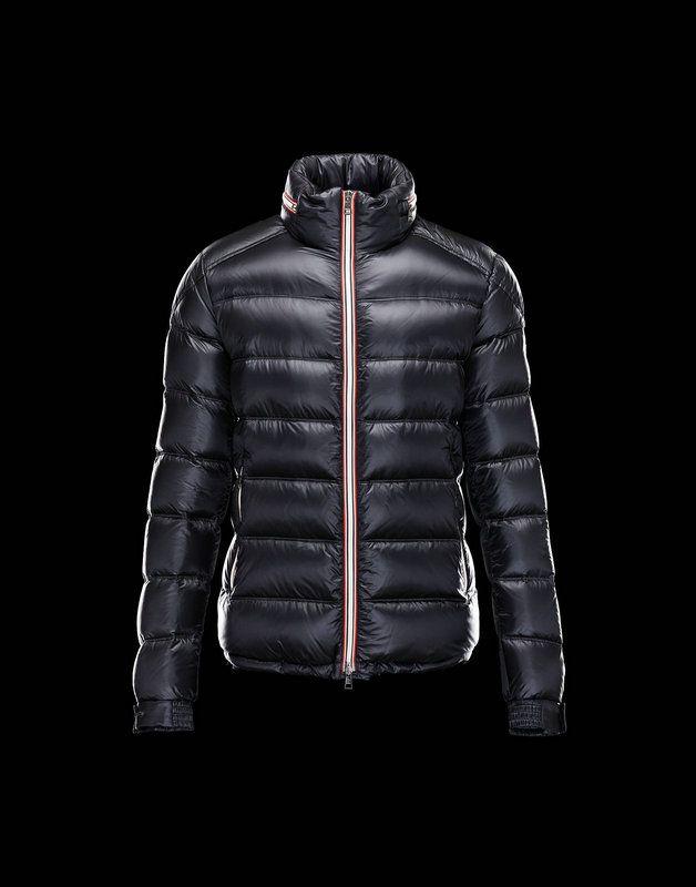 Moncler Mens Jacket Gaston Black