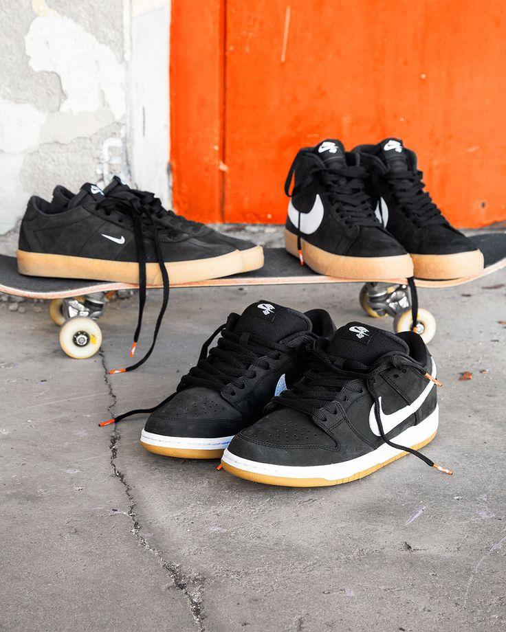 🔶 Nike SB Orange Label 🔶 | Nike sb schuhe, Skateschuhe