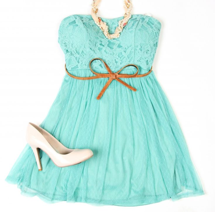 Deb Shops #strapless dress with #bow belt