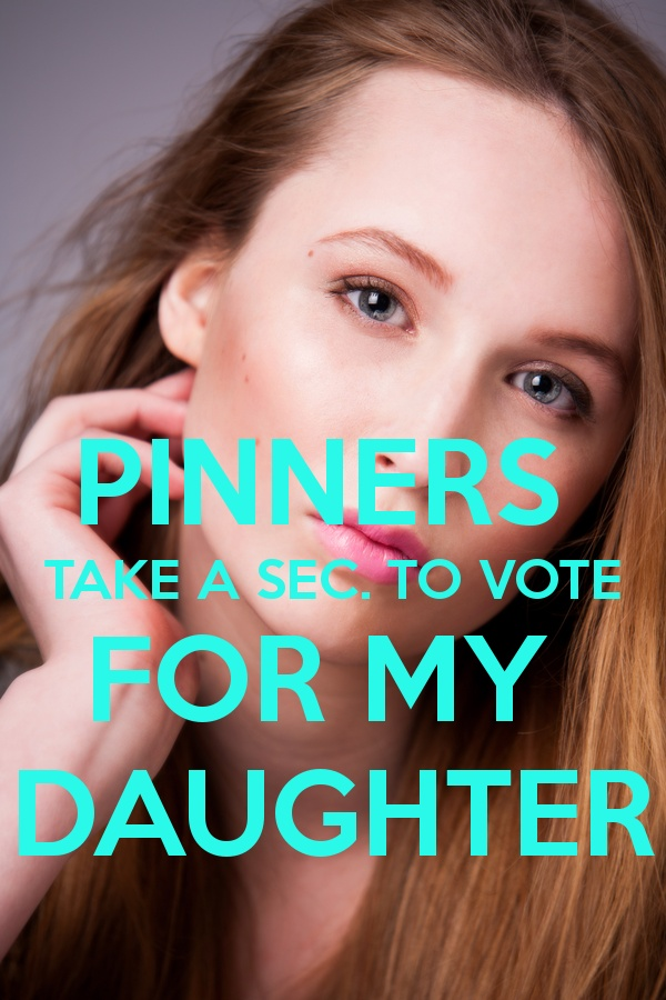 Vote for my daughter in e.l.f. Cosmetics 2013 Ad Campaign!  http://www.exploremodeling.com/Casting/elfCosmetics2013/75853/Maya_Moore.aspx