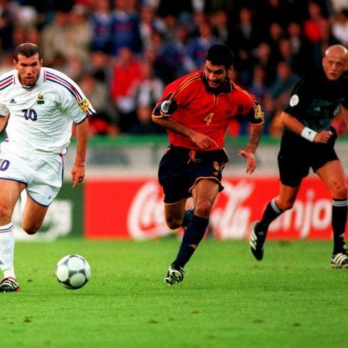 Zidane y Guardiola