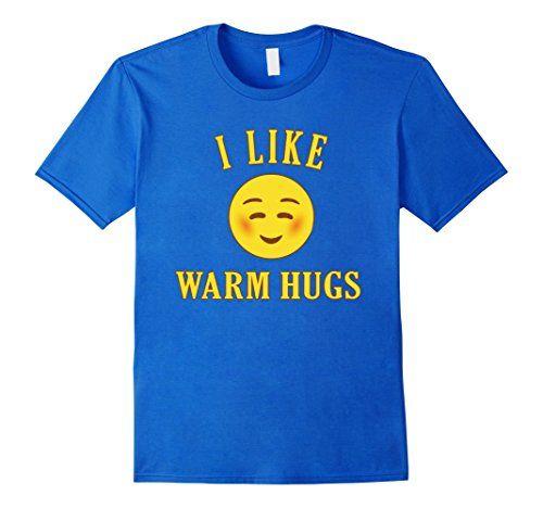 Men's I Like Warm Hugs Shirt With Funny Blushing Emoji 2X... https://www.amazon.com/dp/B06Y5HH47V/ref=cm_sw_r_pi_dp_x_byh7ybTKE4WP4